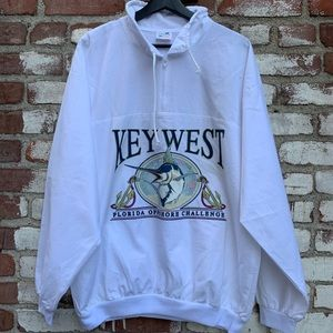 Juice x Key West Offshore Challenge 1/4 Sweater